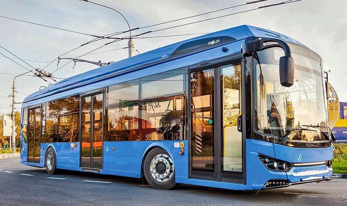 Шесть новых троллейбусов появятся в Саратове